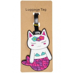 koffer label, bagage tag