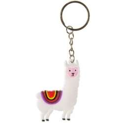 Sleutelhanger alpaca