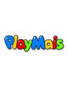 Playmais, knutselen, creatief, hobby, schoon knutselen,